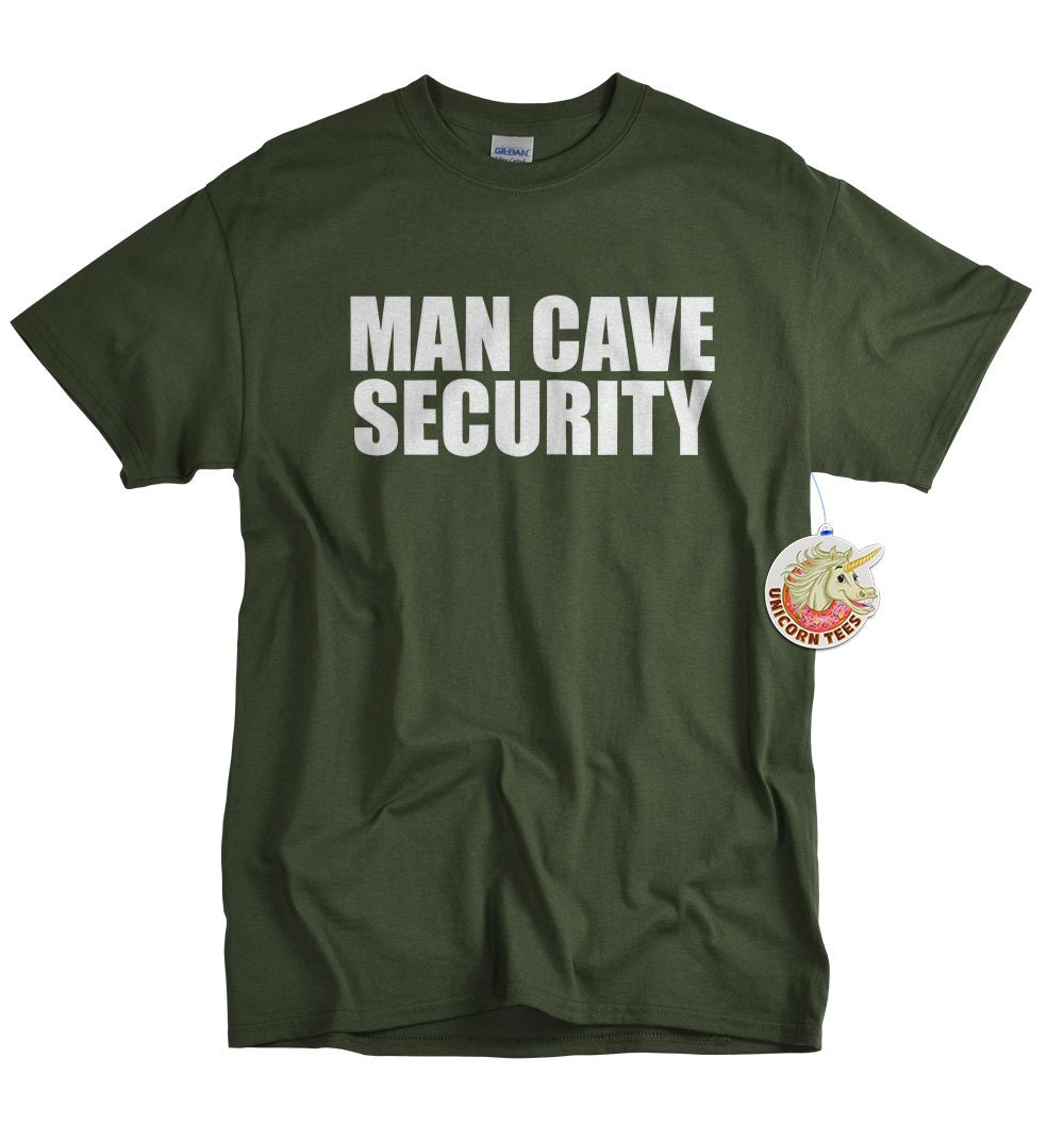 Man Cave Christmas Gifts : Christmas gifts for boyfriend man cave security t shirt