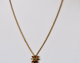 Vintage Hobe Lariat Necklace