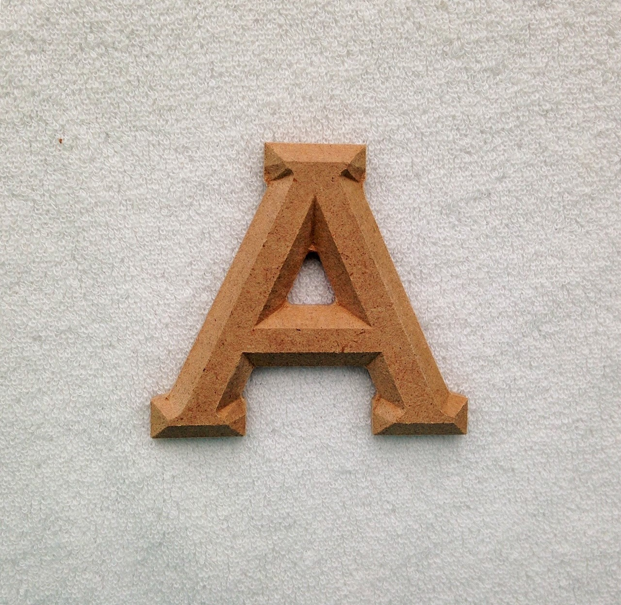 Unfinished wood letters with beveled edge 225 in for 3 inch wooden letters