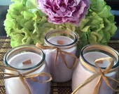 Wild Orchid & White Tea Soy Candle