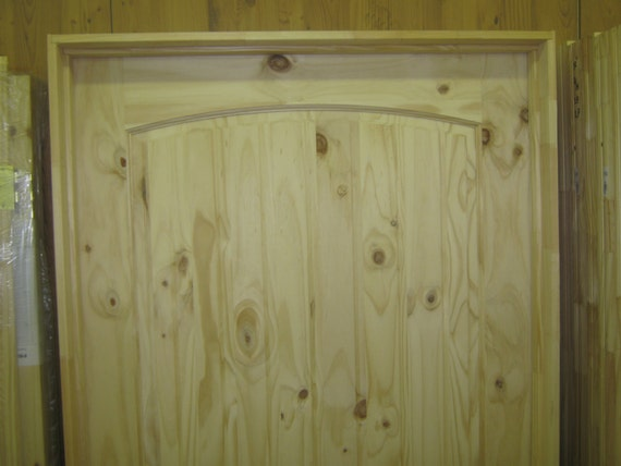Prehung oak or pine interior doors by amishcustomdoors on etsy for Pre hung doors