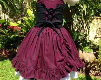 Pirate Princess Dress.