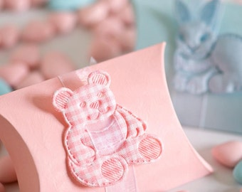pack of 25 Children's Fabric Decorations