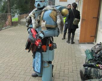 Space Marine armor
