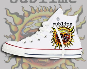 Custom Printed Sublime Chucks
