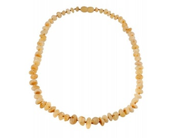 Baltic Yellow Amber Necklace