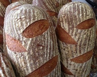 How to Make Sourdough Bread in Small Bakeries
