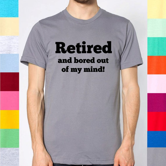 Retired and bored to death
