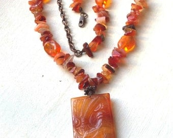 Fall Harvest Necklace
