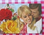 Vintage Valentine's Day Cards set