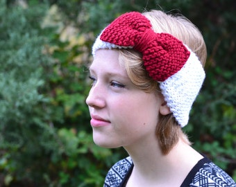 Trendy Bow Headband