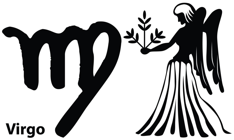 vierge tatouage temporaire naissance toiles signe astrologie. Black Bedroom Furniture Sets. Home Design Ideas