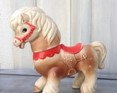 Vintage Pony Toy by Edward Mobley Company