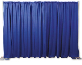 OnlineEEI Portable Pipe and Drape Backdrop Kit