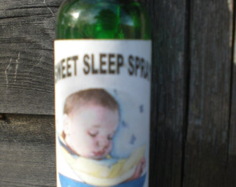 Sweet Sleep Spray
