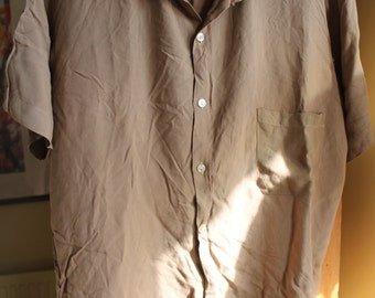 1950's Meakins of Picadilly shirt Ref 44