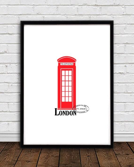 London minimalist city poster art print buy any 3 city prints for Minimal art gallery london