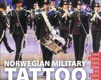 Norwegian Military Tattoo (2012) (DVD)