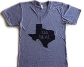 adult Texas Forever tee