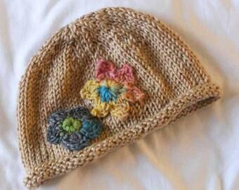 Bonnet ' 20-flowers