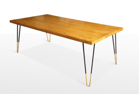 mid century modern coffee table mid century modern by fiftymod. Black Bedroom Furniture Sets. Home Design Ideas