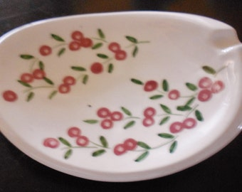 Cape Cod Cranberries AT-20 Soap Dish/Ashtray