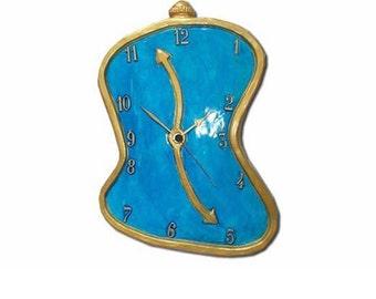 Horloge cadrans solaires et thermom tres par tempsdusud sur etsy for Horloge originale pas cher