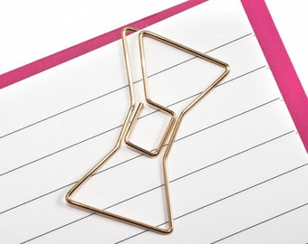 Kate Spade bow paper clip