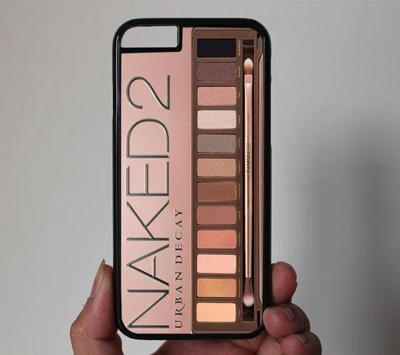 Naked Girly Make Case Iphone