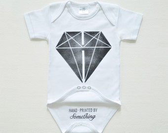Diamond baby body