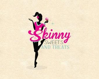 Girl Logo Images Stock Photos amp Vectors  Shutterstock