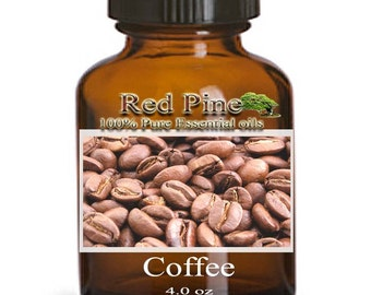 Coffee Essential Oil - Coffea arabica - 100% Pure Therapeutic Grade