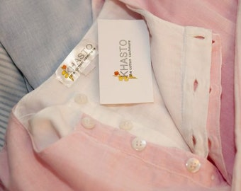 Pink Khasto Pajama for Kids - handmade sleepwear, premium quality & ultrasoft