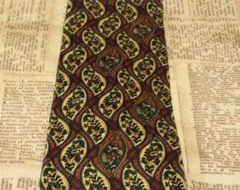 Silk Vintage Neck Tie