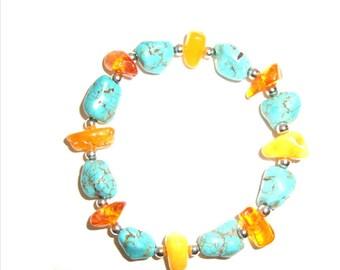Sea and Sand Bracelet