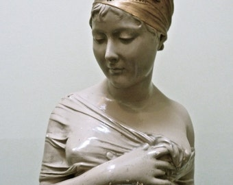 Bust of Madame Récamier ean-Antoine Houdon (French, 1741-1828)