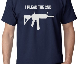 I Plead the 2nd T-shirt I Plead the second shirt