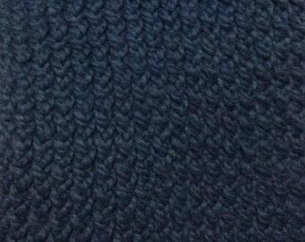 Electric blue eternity scarf