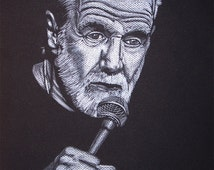 an analysis of the filthy words of george carlin The length of time for which i've known the precise meaning of all of those words  would  but george carlin didn't teach me dirty words.