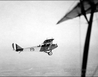 24x36 Poster; Curtiss Jn-4 Jenny P2