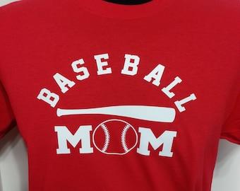 Baseball Mom Favorite Player Shirt