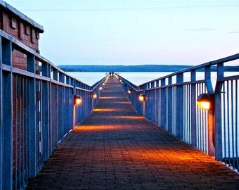 Photograph of Skaneateles NY Pier