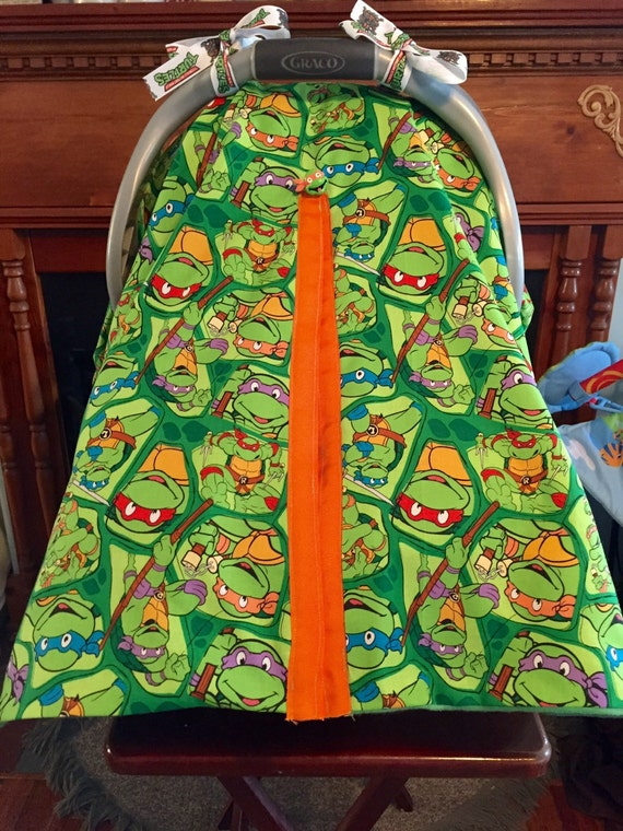 handmade heavyweight teenage mutant ninja turtles baby car. Black Bedroom Furniture Sets. Home Design Ideas