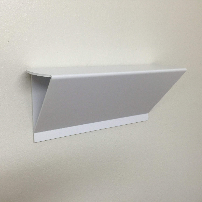 Dorm Shelf K Zer Patented Adhesive Mounted Shelf No Tools