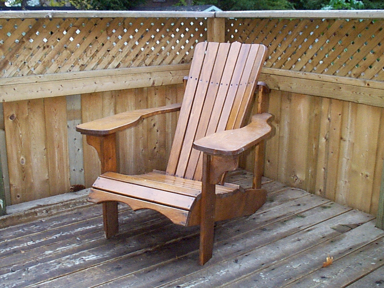 Mc1 Muskoka Adirondack Chair Plans Amp Full Size Patterns Pdf File Etsy From Evateakcanada On