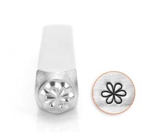 ImpressArt Whimsy Flower Design Stamp
