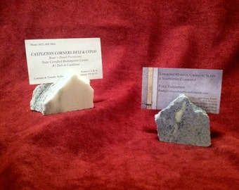 Business Card Holders made of Stone
