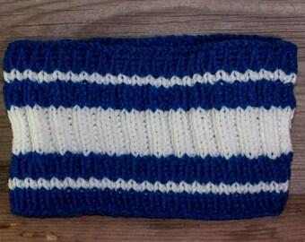 Hand-knit Ear Warmers