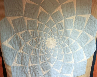 lotus star quilt pattern