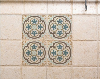 Tile Wall Decals 104